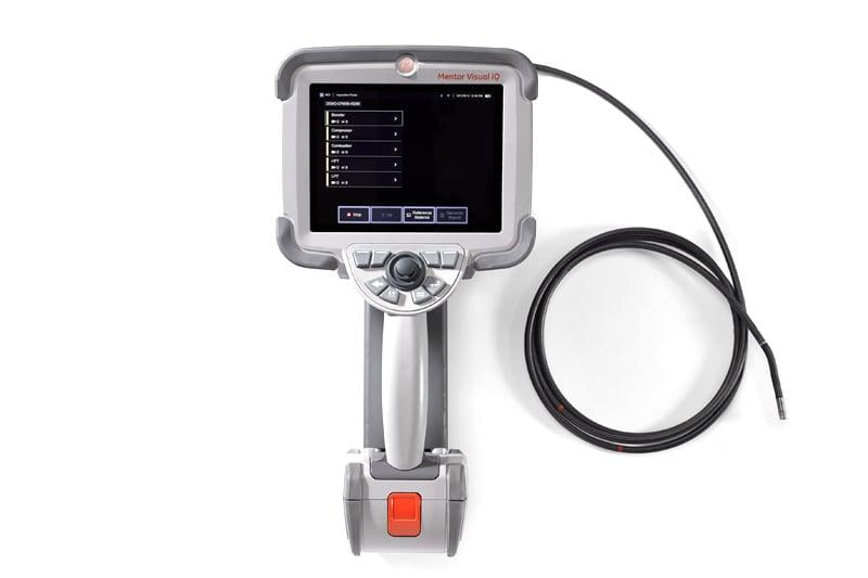 GE Mentor iQ Borescope for Remote Visual Inspection