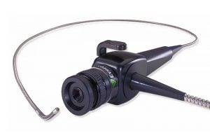 Fiberscopes for Remote Visual Inspection (RVI)