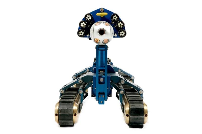 Versatrax VT300 Crawler Camera